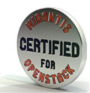 Mirantis OpenStack Certification medallion
