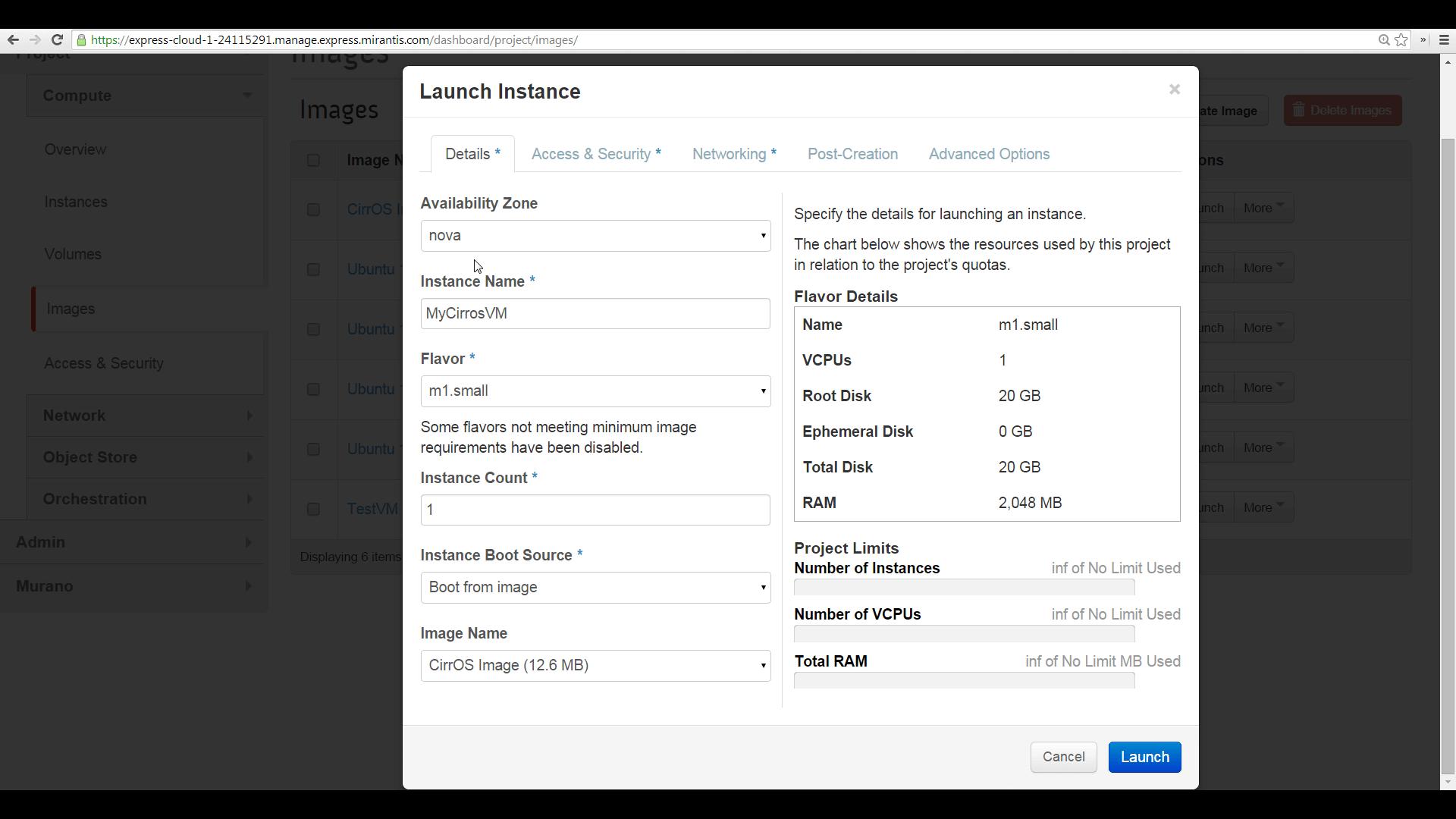 MOX 2.0 Keypairname-Fingerprint