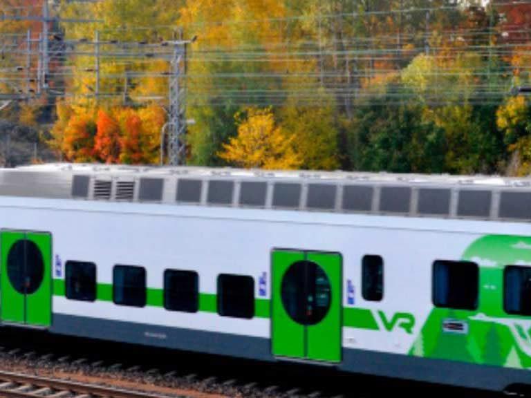 Finnish Railways Modernizes Key Transportation Apps with Docker Enterprise