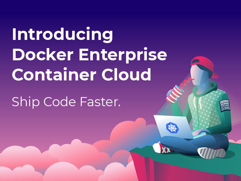Docker Enterprise Container Cloud: Continuously updated, multi-cloud Kubernetes