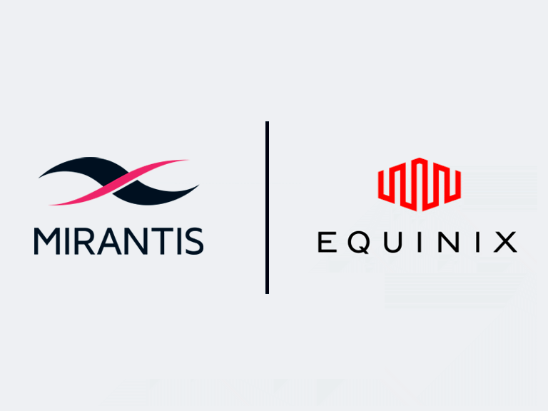 3 Ways to Get Started with Mirantis Container Cloud on Equinix Metal